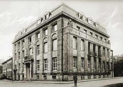 Simon Hirschland Bank