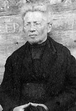 Grossmutter, Henrietta Simon Hirschland